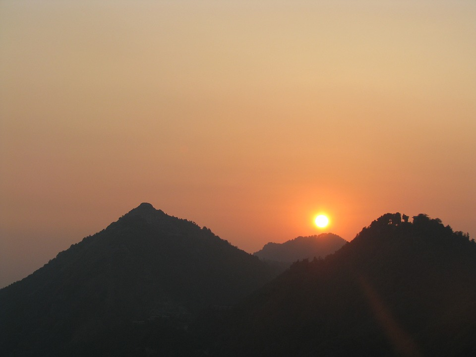sunset-view-from-mussorie
