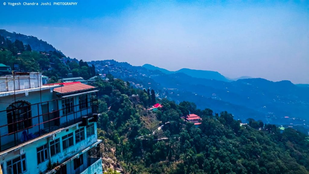 view-from-Mall-road-mussoorie