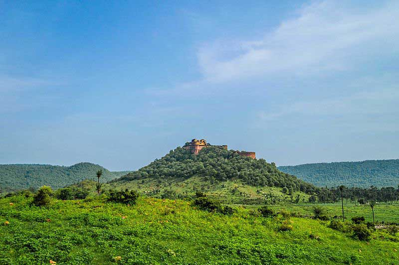 Kankwari_Fort_Sariska_Tiger_Reserve