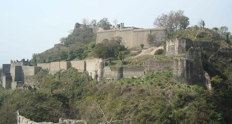 Kangra_Fort