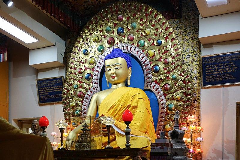 Buddha_in_Namgyal_Monastery