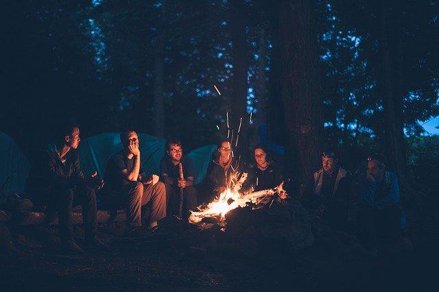 bonfire_at_triund