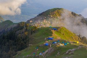 Triund Trek 2021 | Triund Trek | Triund trek Complete Travel Guide 2021