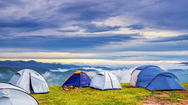 triund_camping