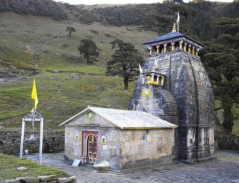 Madhyamaheshwar_Temple_Uttarakhand